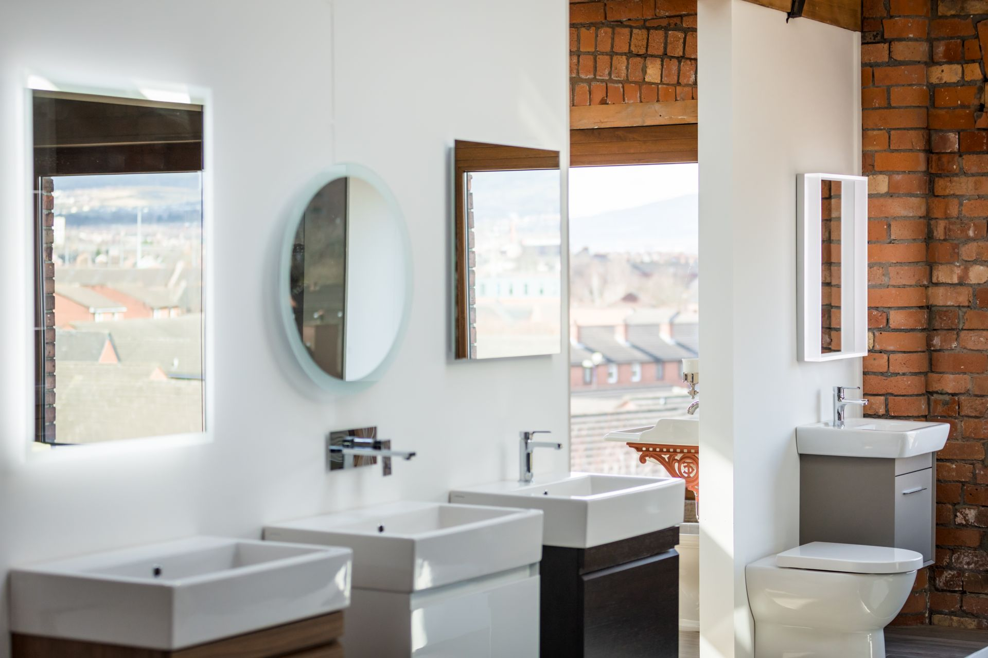 Bathrooms - David Scott